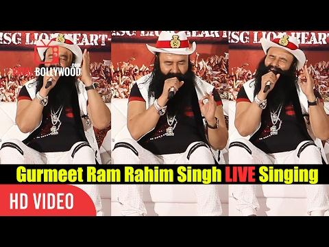 Only For Baba Ram Rahim Fans | Gurmeet Ram Rahim Singh LIVE Singing | Hind Ka Napak Ko Jawab