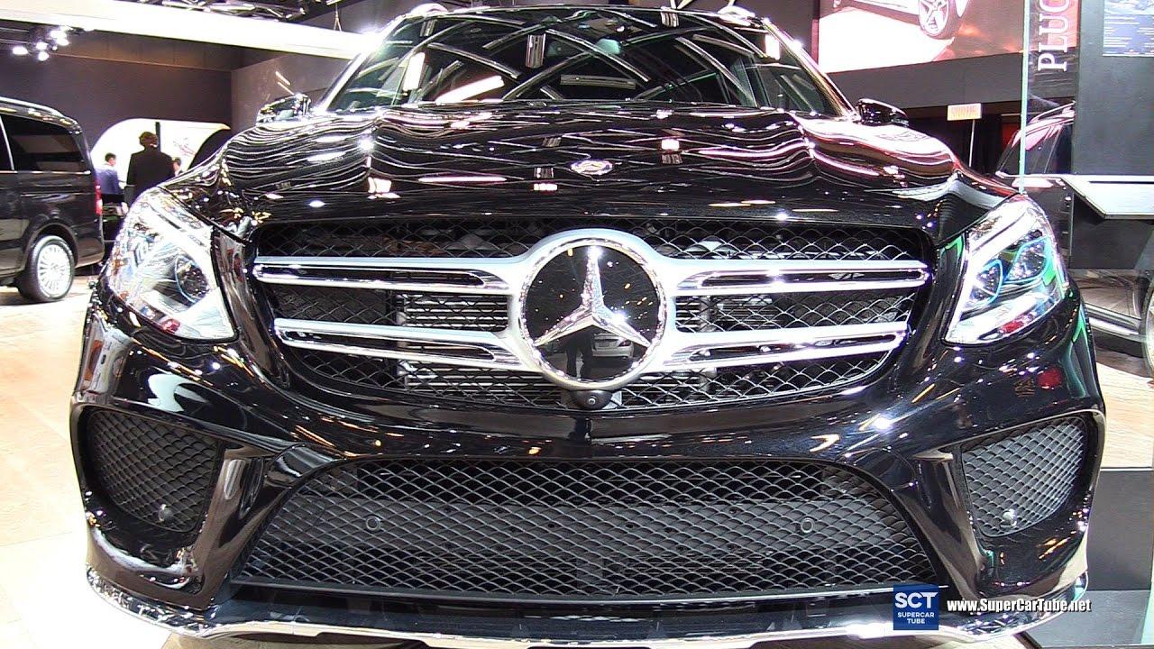 2017 Mercedes Gle Cl 550e 4matic Exterior Interior Walkaround Montreal Auto Shond You