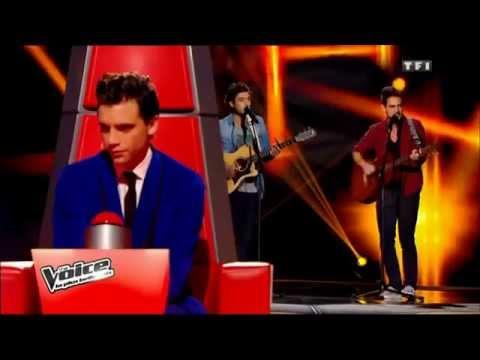 Fréro Delavega Caroline The Voice 3