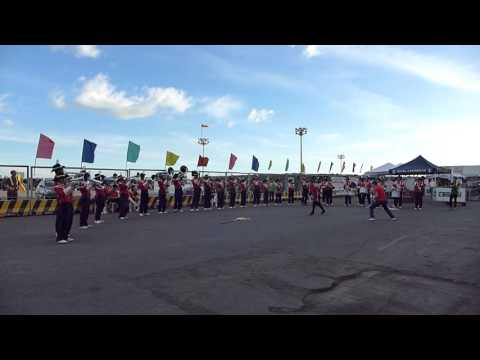 Manila, Philippines - Bands play at the Port of Manila for the Legend of the Seas HD (2015)