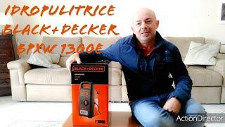 Idropulitrice Black + Decker BXPW 1300E
