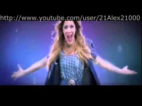 Violetta chante la reine des neige youtube - Raine des neige ...