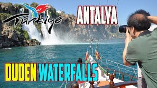 The Perfect Tour of the Duden Waterfall in Antalya