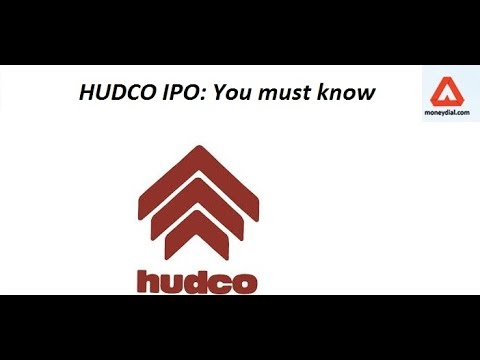 HUDCO IPO: You must know | Learn about IPO |Learn about HUDCO IPO