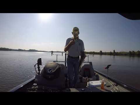Arkansas River With Catfish Dan