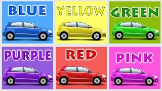 Learning Colors with Street Vehicles