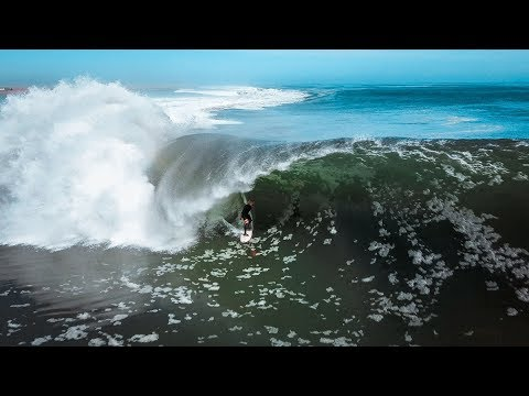 SKELETON BAY: THE MOST BEAUTIFUL WAVE EVER RECORDED!