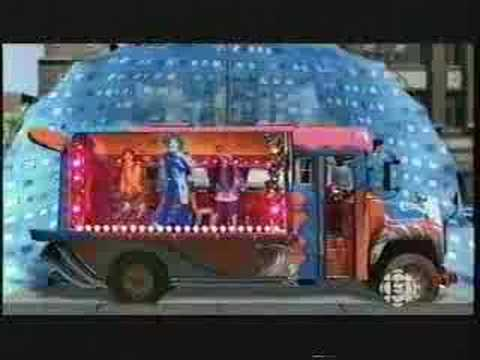 Get On The Bus - The Doodlebops