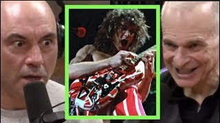 The Secret to an Eddie Van Halen Guitar Solo | Joe Rogan & David Lee Roth