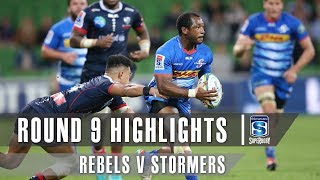 ROUND 9 HIGHLIGHTS: Rebels v Stormers – 2019