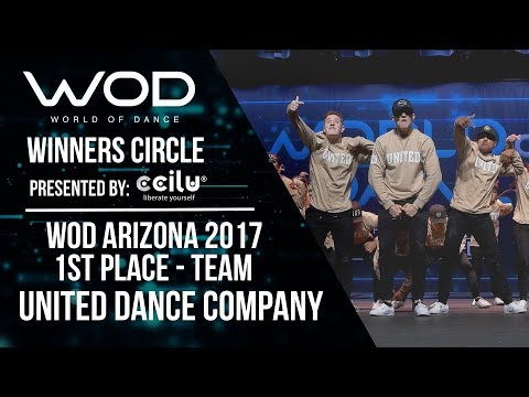 United Dance Company | 1st Place Team | Winners Circle | World Of Dance Arizona 2017 | #WODAZ17