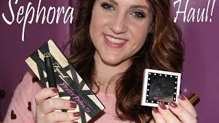 Sephora Haul! Thumbnail