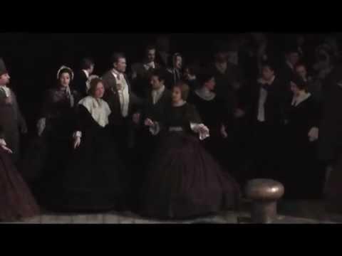 Wagner:Der Fliegende Holländer- III act, conductor Vasyl Vasylenko