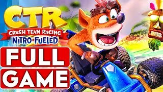 CRASH TEAM RACING FUELED Gameplay Walkthrough Part 1 FULL GAME [1080p HD PS4 PRO] - No Commentary