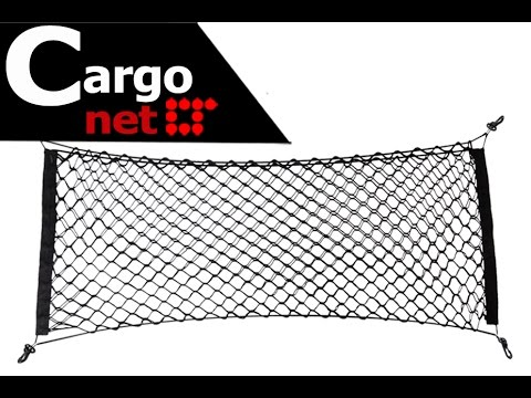 Cargo Net Trunk Net Installation Guide by LT Sport TN