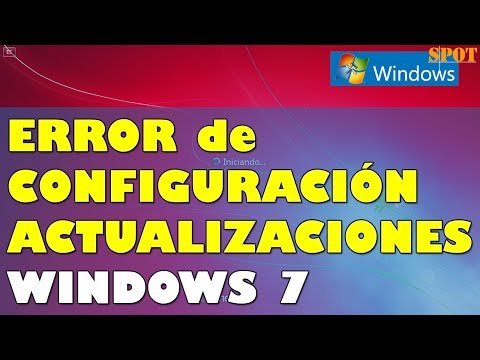 "Fixing ""Failure Configuring Windows Updates"" in Windows 7"