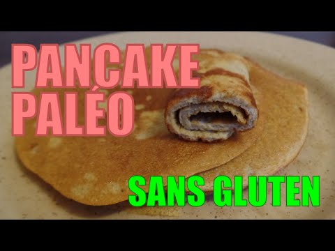 pancake-rapide-(2-ingrédients)-sans-gluten-!