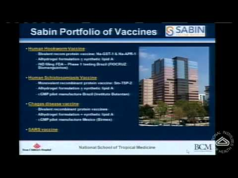 Antipoverty Vaccines for the World's Neglected Diseases