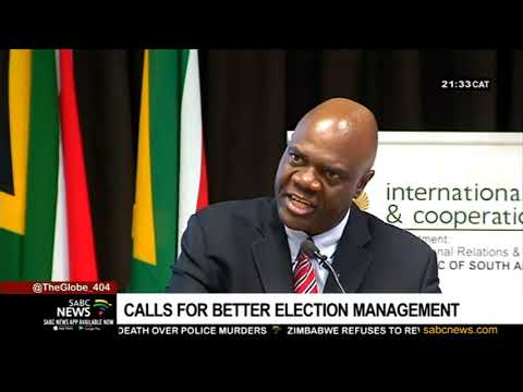 Zimbabwe needs better election management: Mutambara