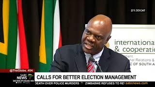 Zimbabwe needs better election management: Mutambara