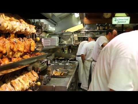 German Pork Knuckle Grilled