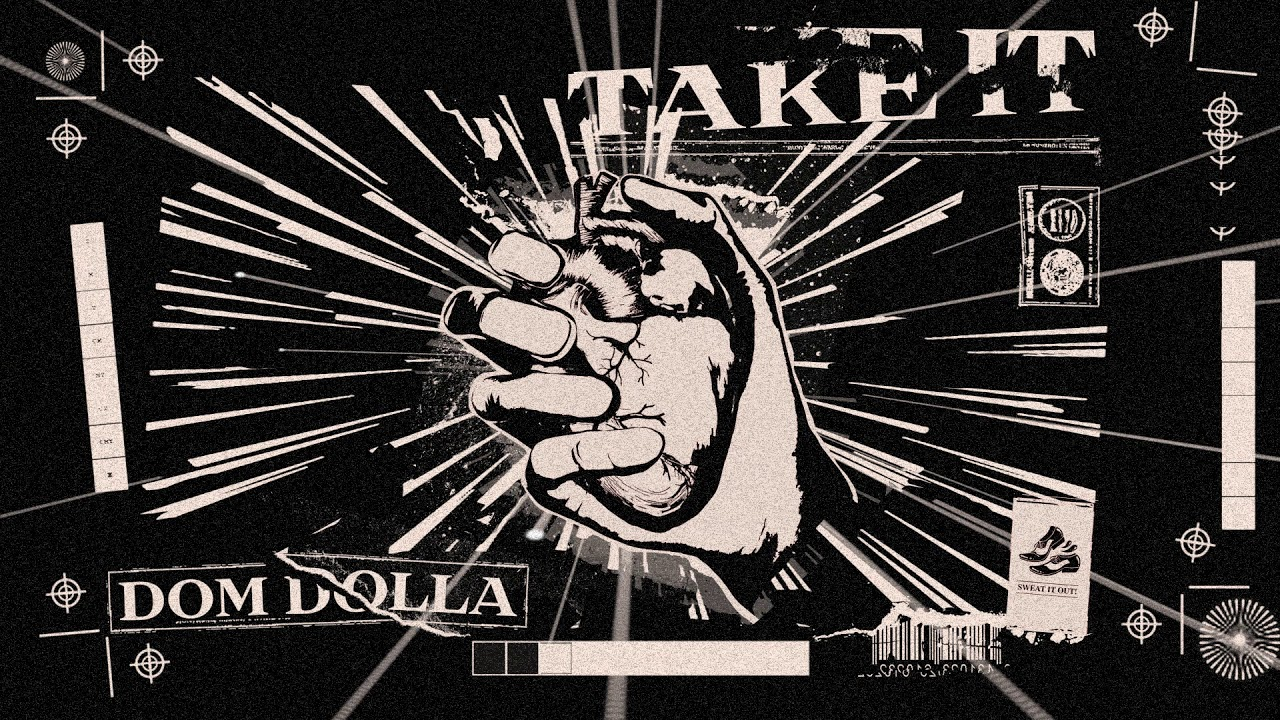 Dom Dolla - Take It (Official Audio)