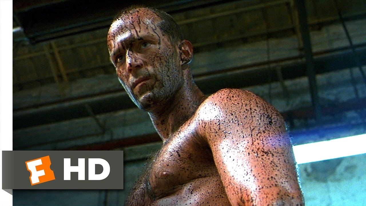 the transporter 35 movie clip greased fighting 2002