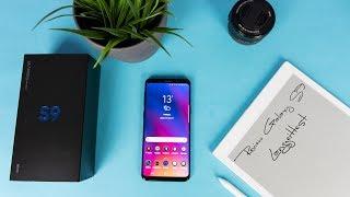 Review: Samsung Galaxy S9 im Langzeittest