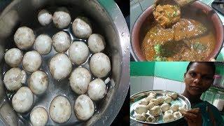 Mushroom Gravy Recipe in Tamil  ~காளான் கிரேவி செய்வது எப்படி? | Mushroom Masala Recipe in Tamil,