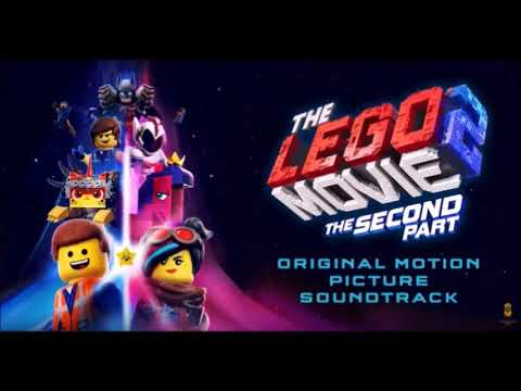 The LEGO Movie 2 - Super Cool(Extended Edition)- Beck feat. Robyn & The Lonely Island (Credits Song)