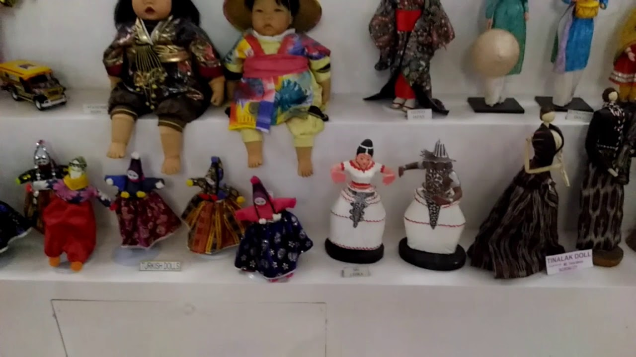 Surigao Del Sur Ocean View Park And Doll House Youtube