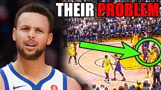 The REAL Reason Why The Warriors Are LOSING (Ft. NBA Trash Draymond, Curry Pick & Rolls, & Lakers)