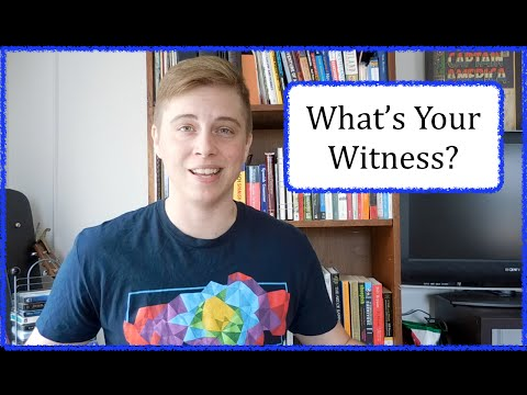 Transgender and Christian: What's Your Witness?