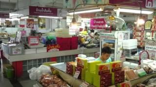 曼谷Samyan market