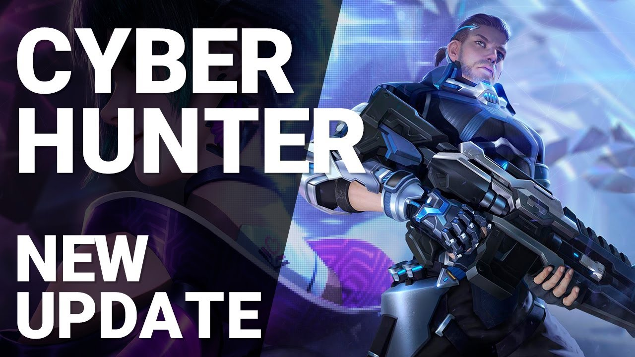 Cyber Hunter 0 100 143 For Android Download