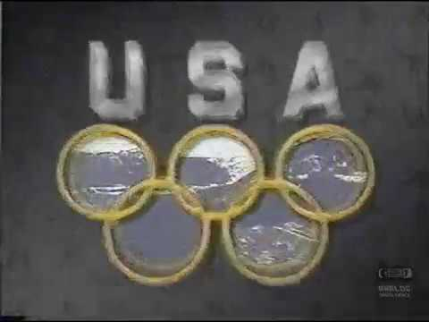 US Olympic Gold | A TBS Sports Exclusive | TBS | Promo | 1991