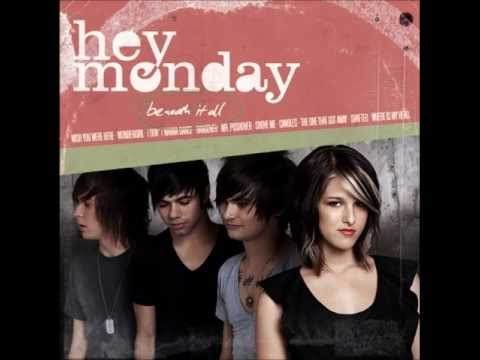 Hey Monday - Fall Into Me [Beneath It All]