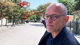 Überwachung in China: 60 Kameras für 500 Meter Straße