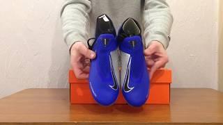 Огляд Бутс Nike Phantom Vsn AO3258 400 від Goll.com.ua
