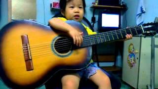 guitar sieu nhi
