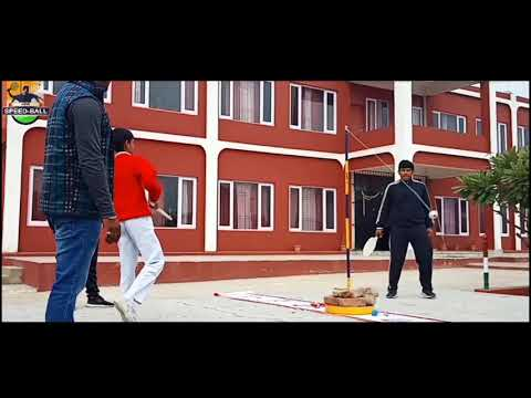 Speedball Game Introduced In DKS PUBLIC SCHOOL, Jammu  || JK Speedball Media