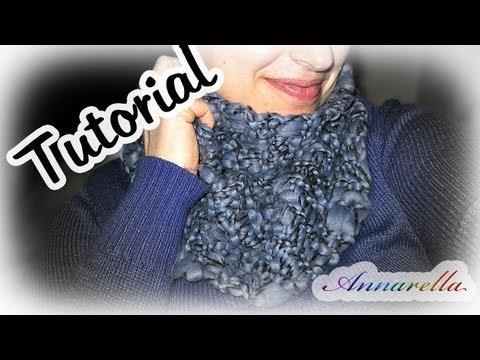 Come fare sciarpa di lana ai ferri - Lettera43 Come Fare