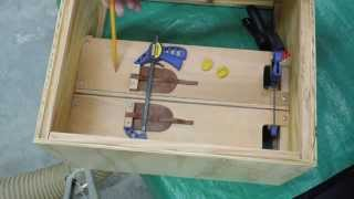 Building The Busker Organ - Bellows and Reservoir Installation & Test Part 3