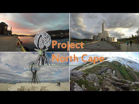 Project North Cape - Part 2 :: Tromsø, Alta, Brønnøysund :: Northern Lights Cathedral, Torghatten