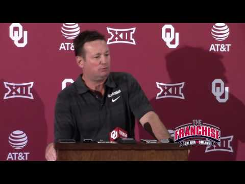 Bob Stoops 10/3 Weekly Press Conference vs Texas