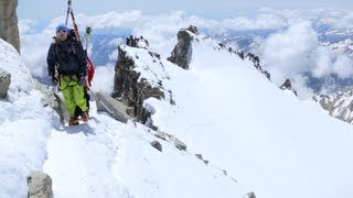 Climb & Ski Gran Paradiso, the First of 82 Deadly Peaks | 82 Alps with Tormod Granheim, Ep. 1