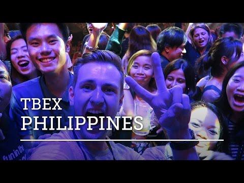 TBEX 2016 PHILIPPINES — WORK HARD, PARTY HARDER