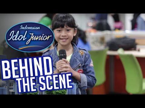 Ternyata ini perasaan Junior saat Audisi! - Indonesian Idol Junior 2018
