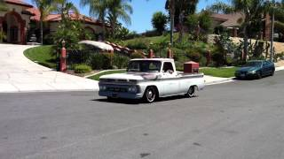 1965 GMC C1000 Short Bed Drive Up