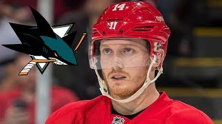Red Wings Trade Nyquist To The Sharks